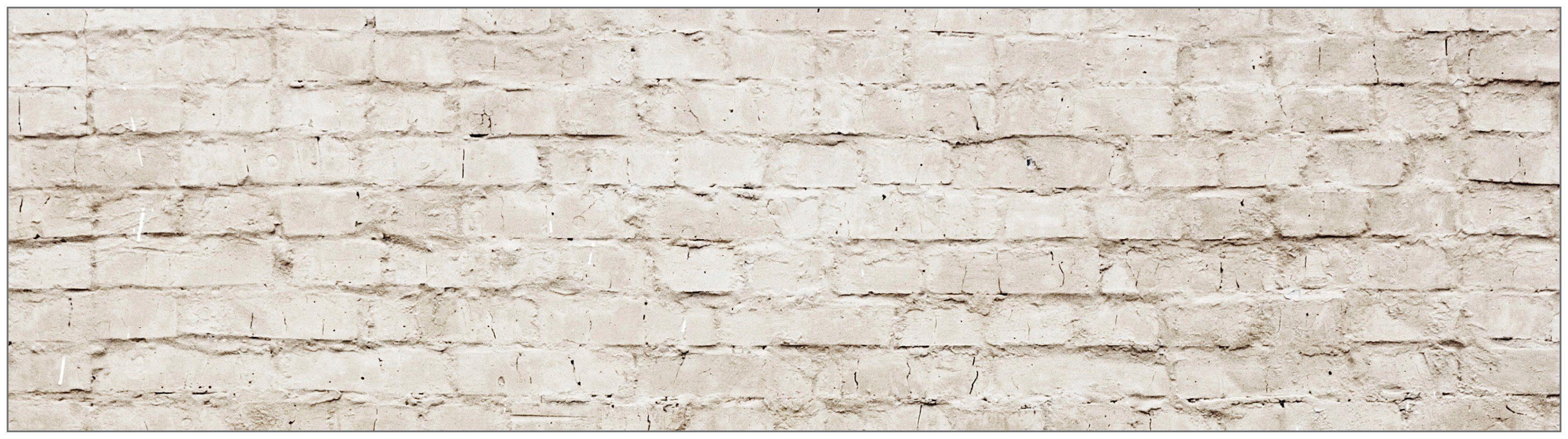Küchenrückwand - Spritzschutz »profix«, Mauerwerk, 220x60 cm