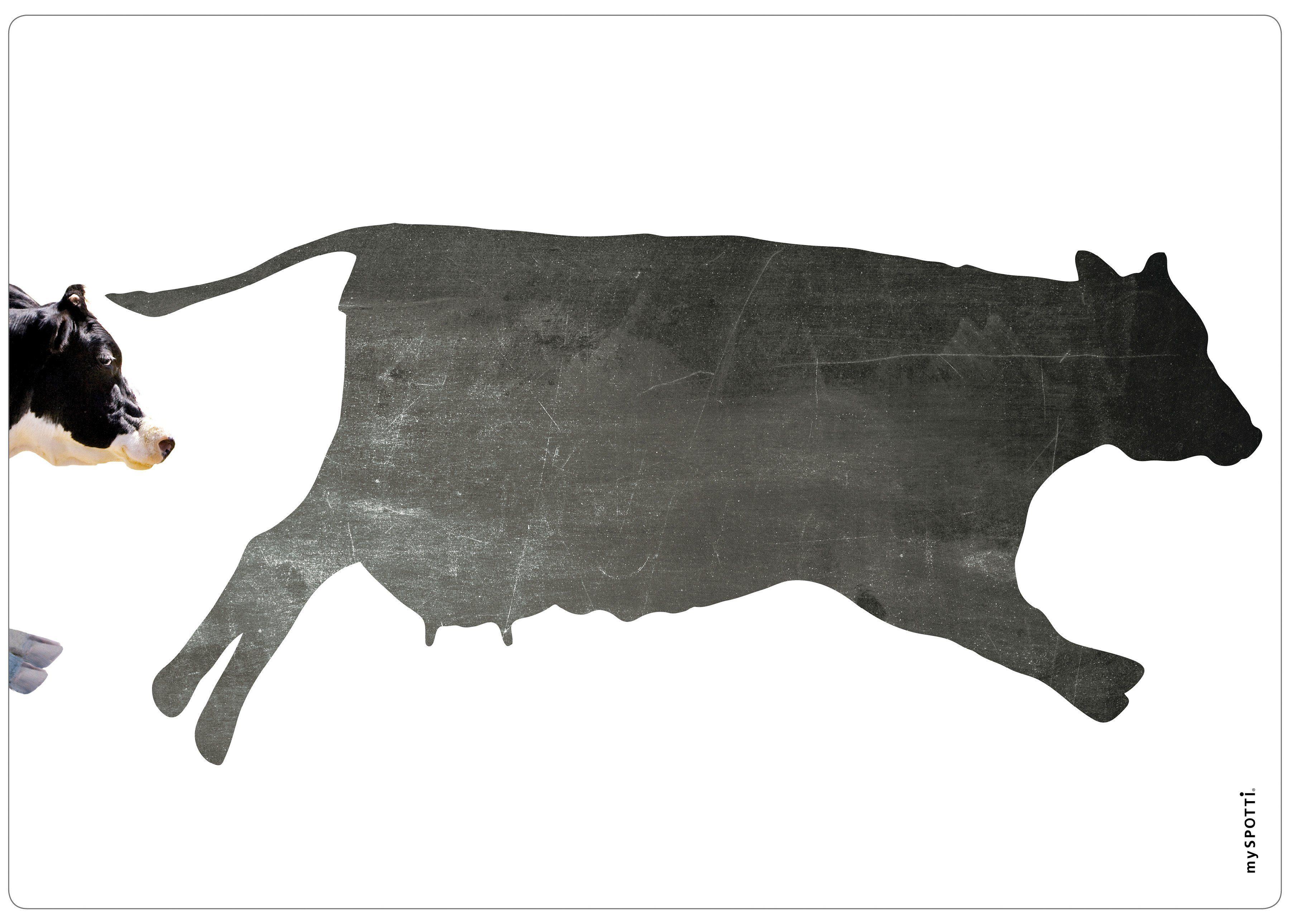 Küchenrückwand »memo«, Memocow, 59x41 cm