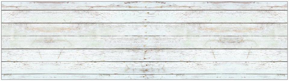 Küchenrückwand »profix«, Jona Holz, 220x60 cm in weiß