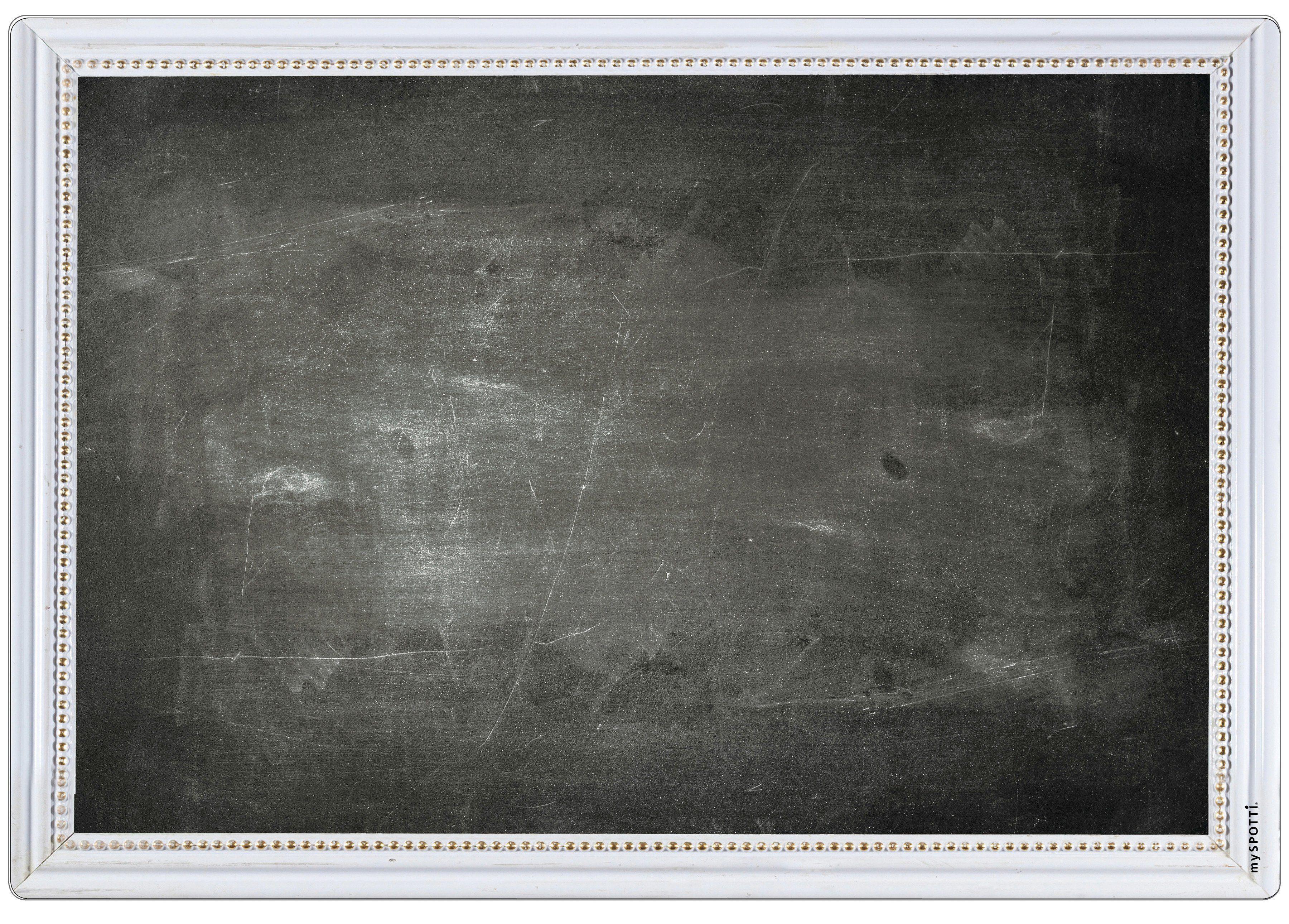 Küchenrückwand »memo to go«, Frame weiß, 70,5x49 cm