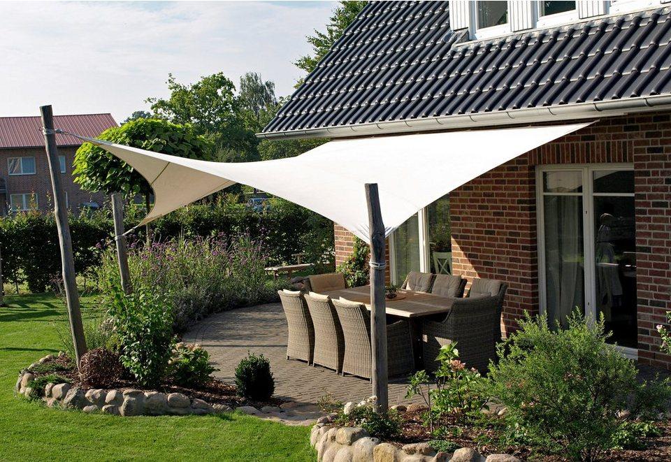 sonnensegel 3d 540 x 388 cm in beige kaufen otto. Black Bedroom Furniture Sets. Home Design Ideas