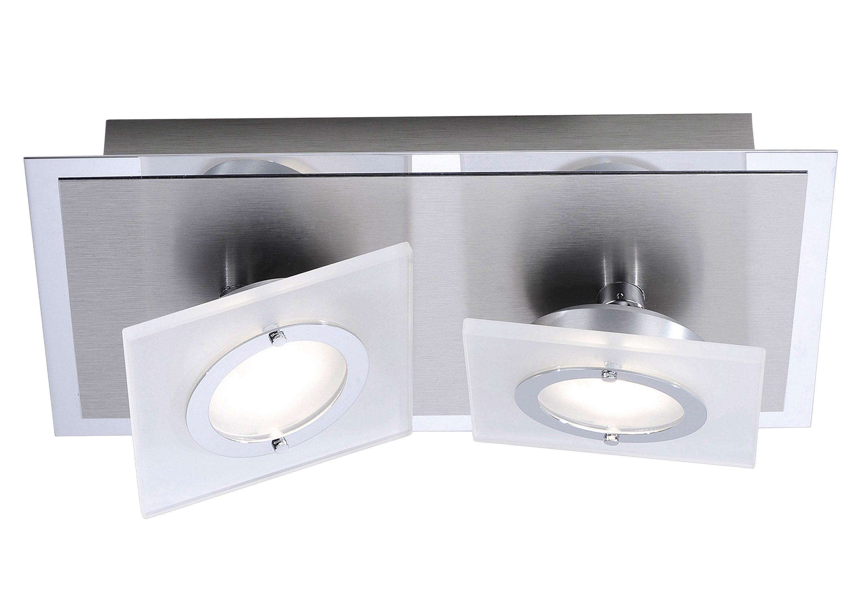 Paul Neuhaus LED-Deckenleuchte, 2flg., »ROTATOR«