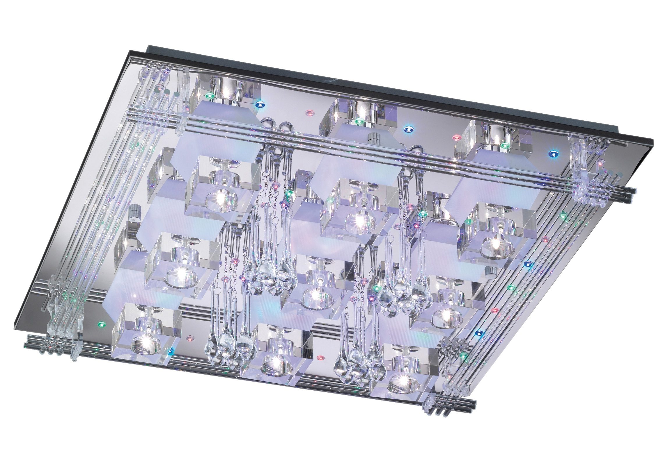 Paul Neuhaus LED-Deckenleuchte, »METIS«