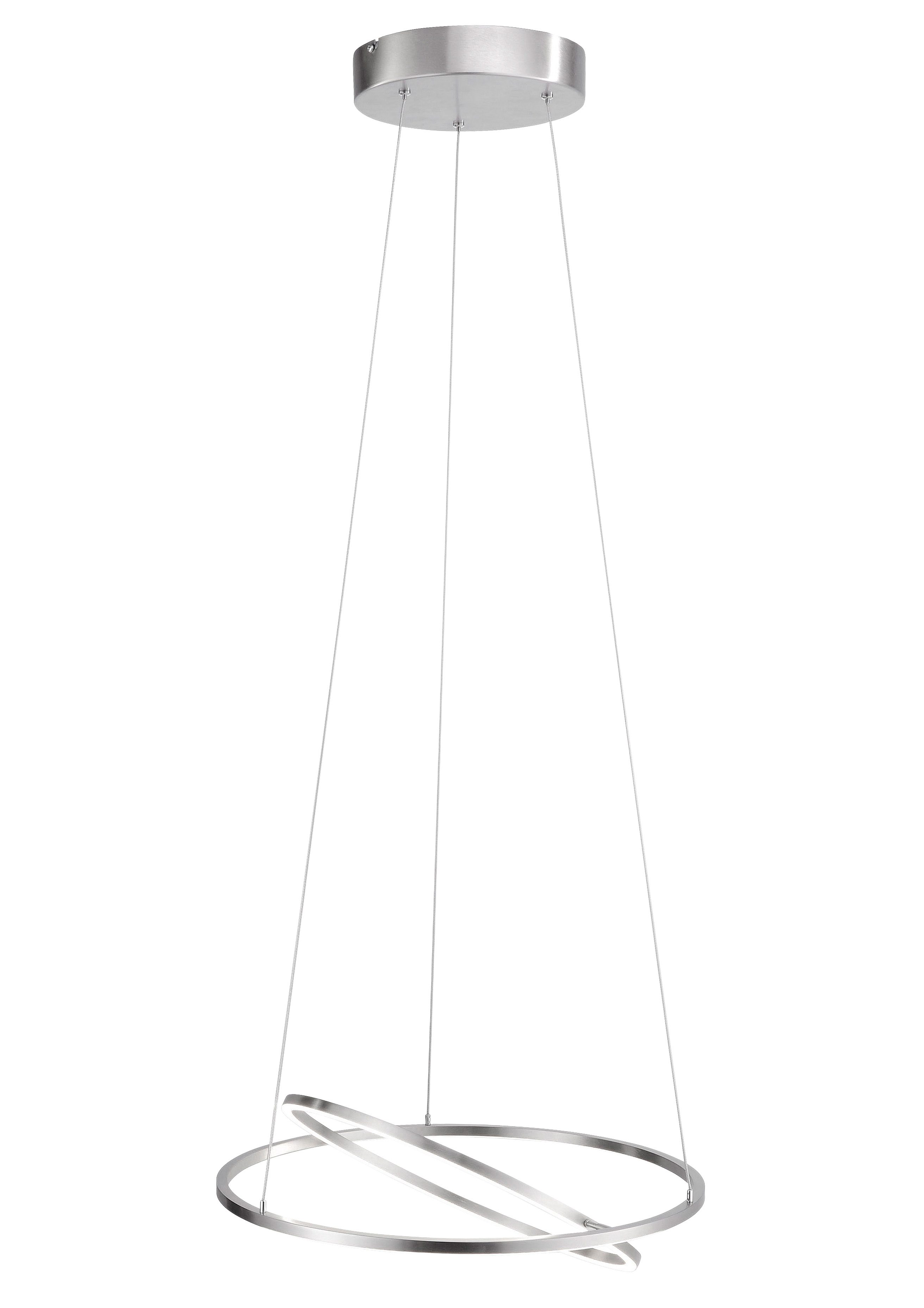 Paul Neuhaus LED Pendelleuchte »INIGO«, 2-flammig