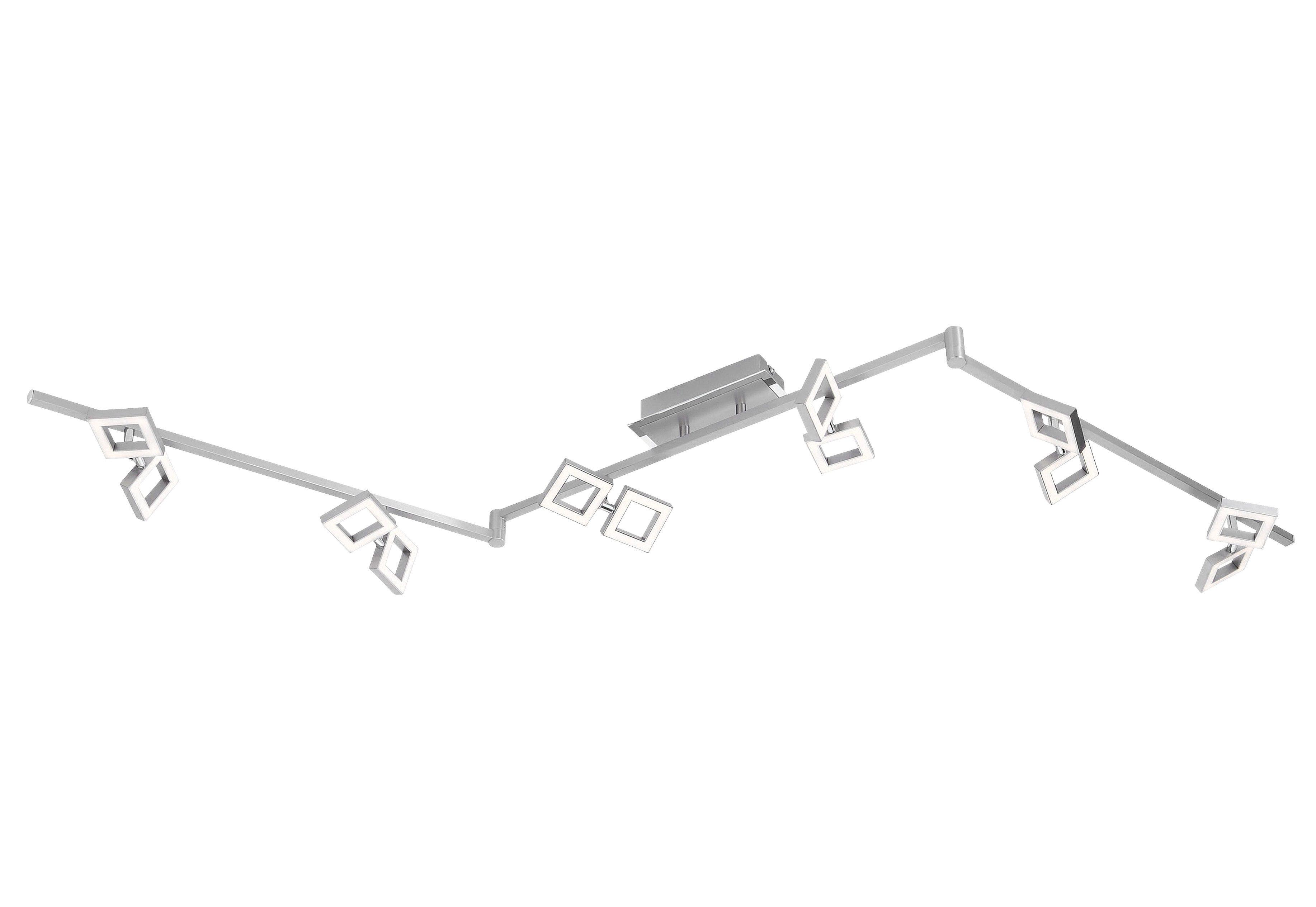 Paul Neuhaus LED-Deckenleuchte, 12flg., »TWINS«