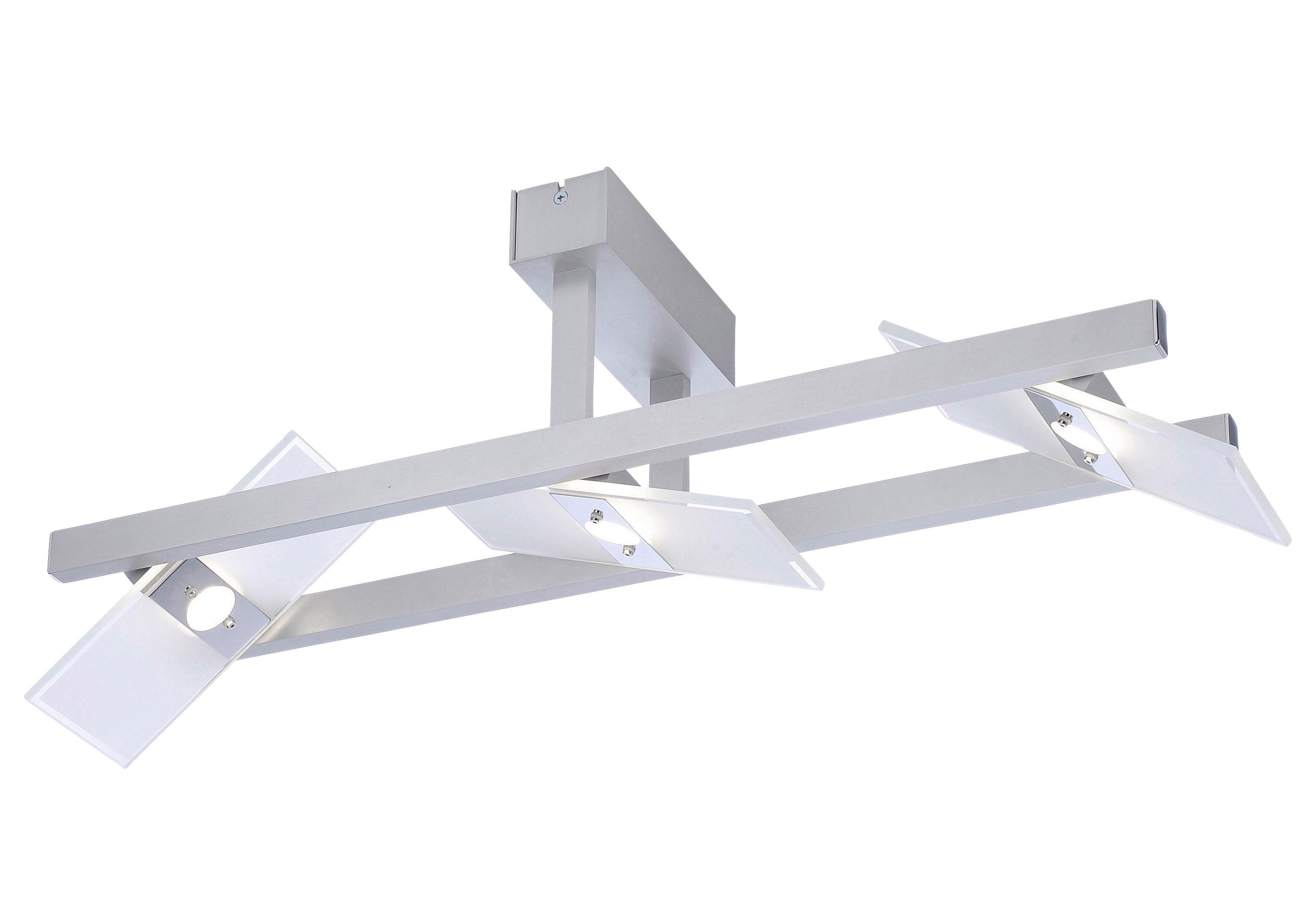 Paul Neuhaus LED-Deckenleuchte, 3flg., »PUKKA«