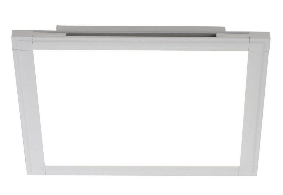 Paul Neuhaus LED-Deckenleuchte, 1flg., »FLAG« in Deckenleuchte, weiß