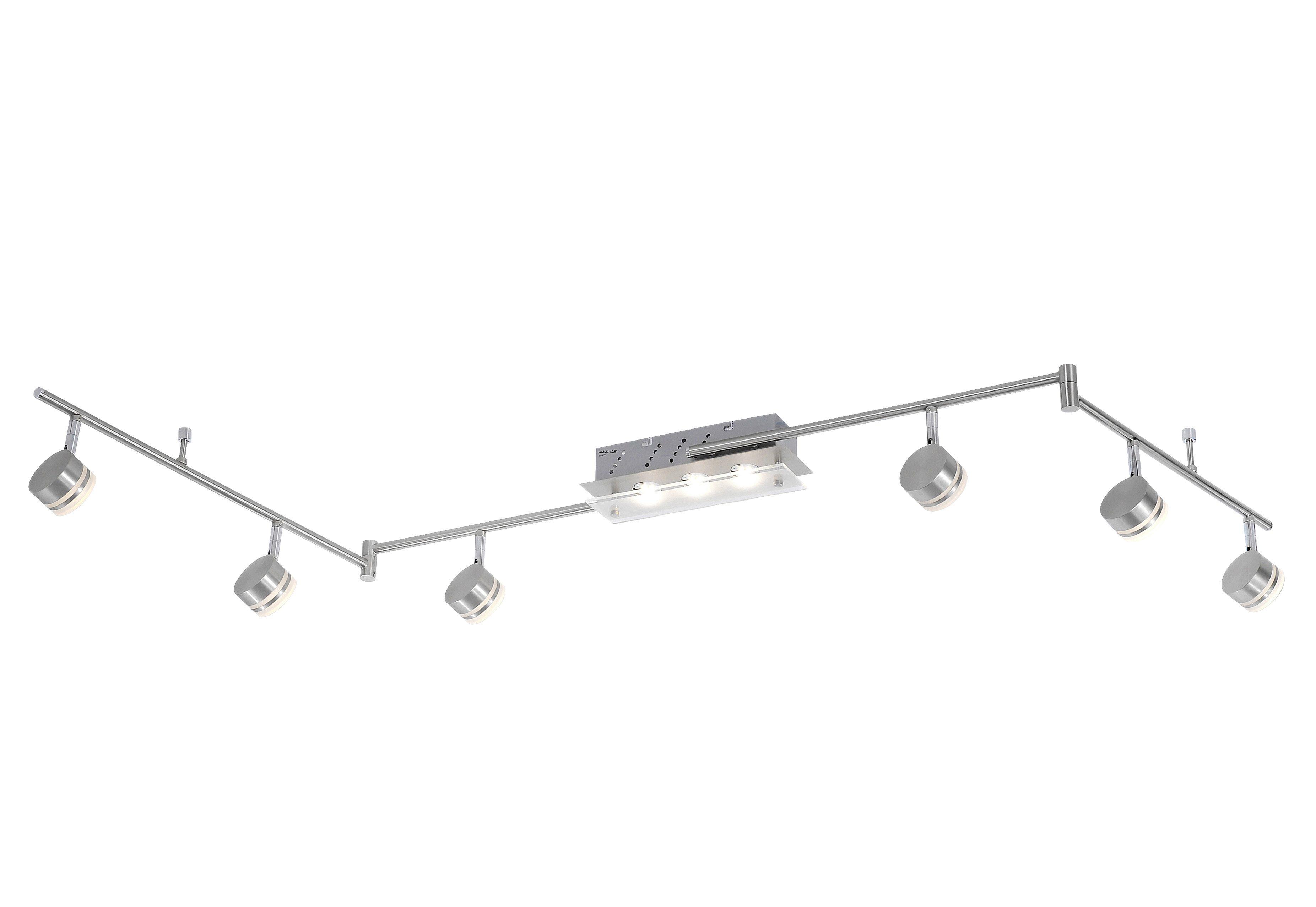 Paul Neuhaus LED-Deckenleuchte, 9flg., »TRILOK«