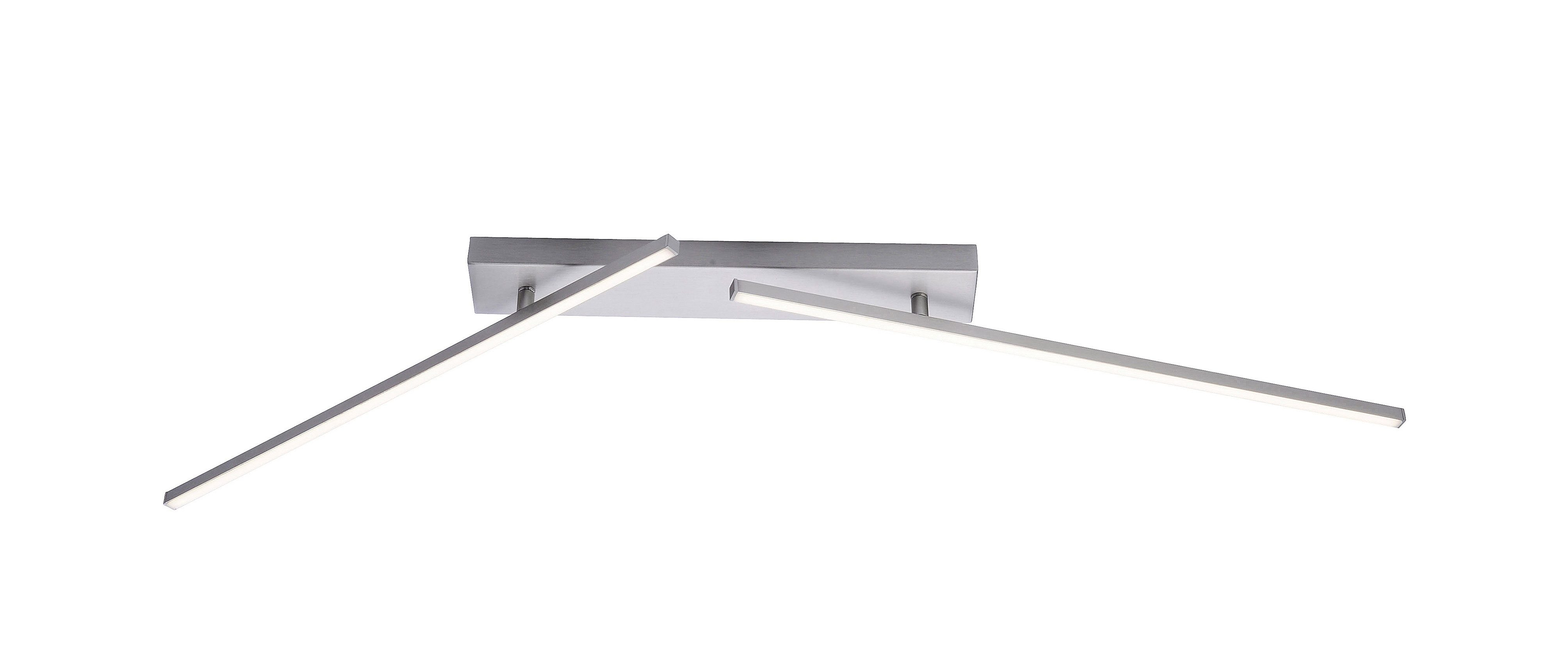 Paul Neuhaus LED-Deckenleuchte, 2flg., »INIGO«