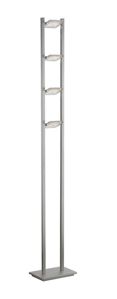 Paul Neuhaus LED-Stehleuchte, 4flg., »FUTURA« in Metall