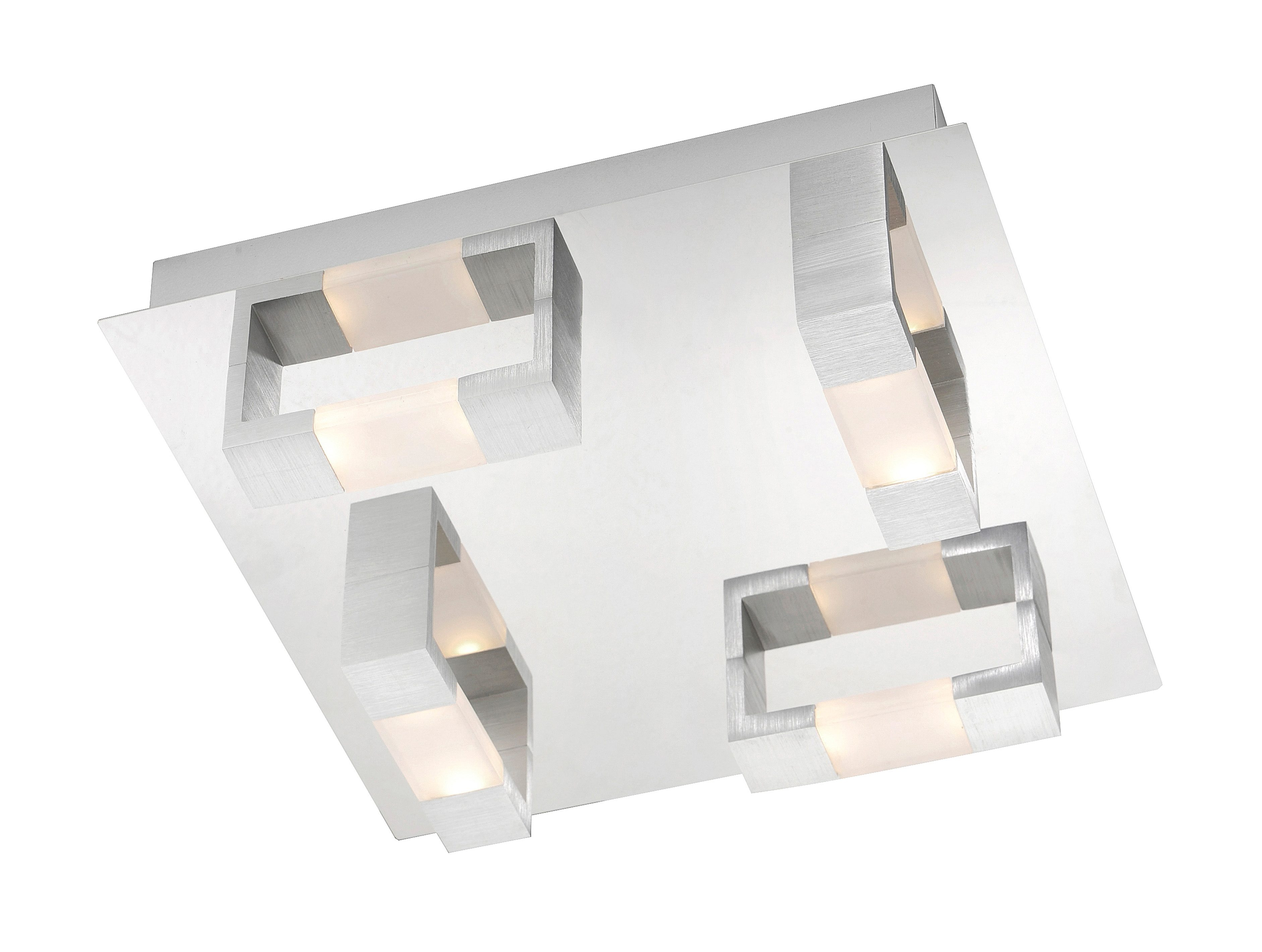 Paul Neuhaus LED-Deckenleuchte, 8flg., »KEMOS«