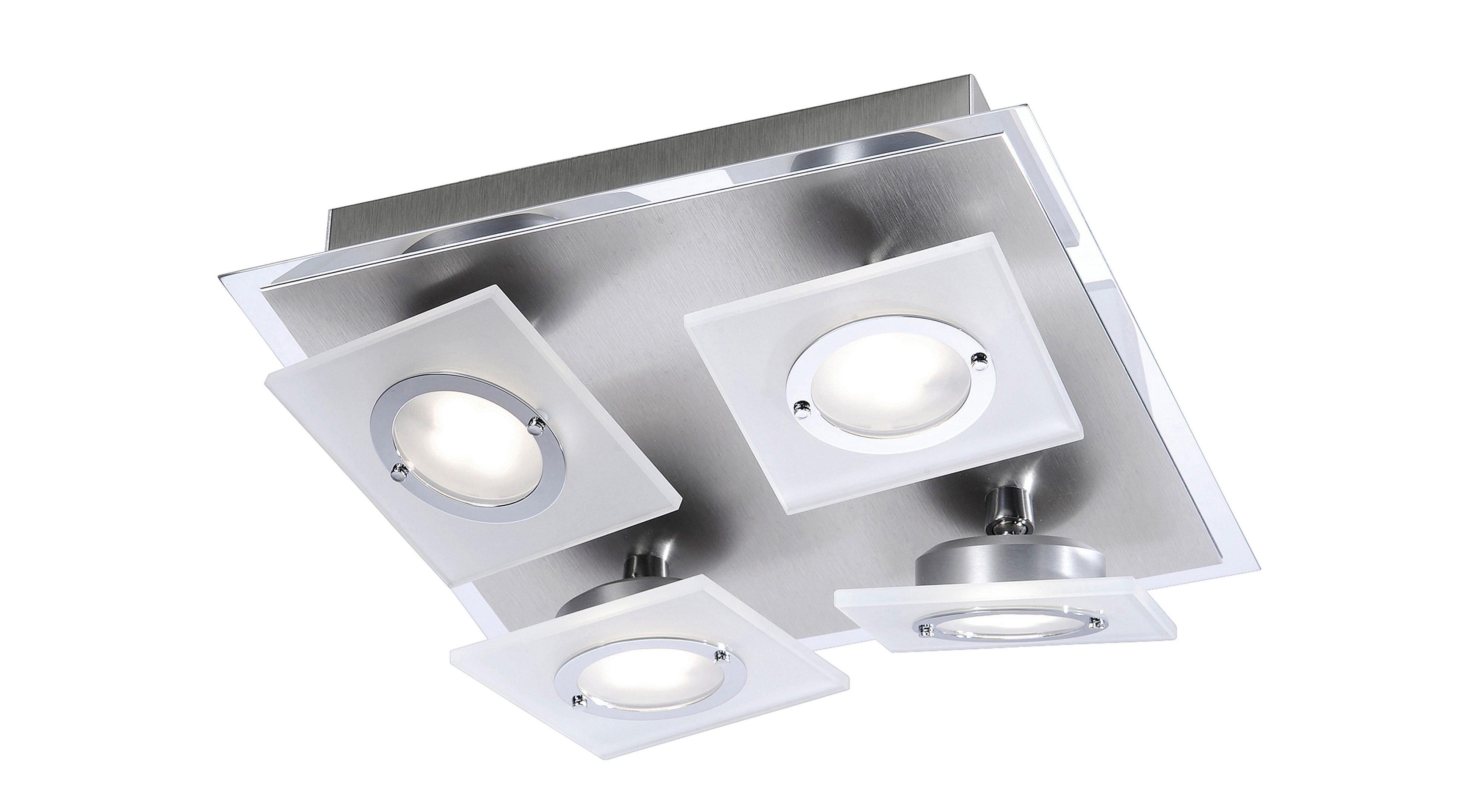 Paul Neuhaus LED-Deckenleuchte, 4flg., »ROTATOR«
