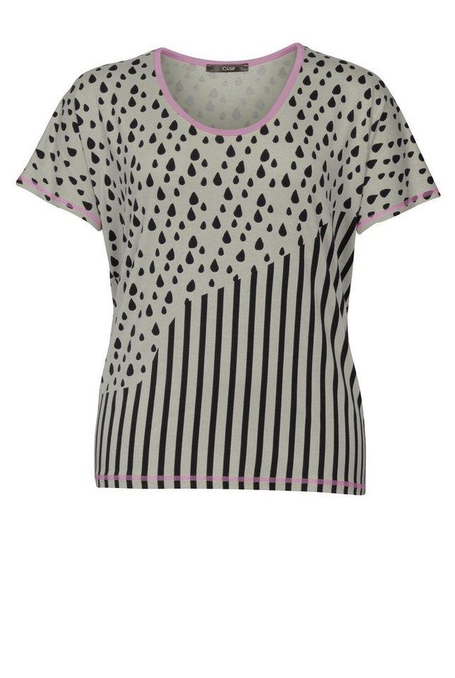 Ciso T-Shirt in grau