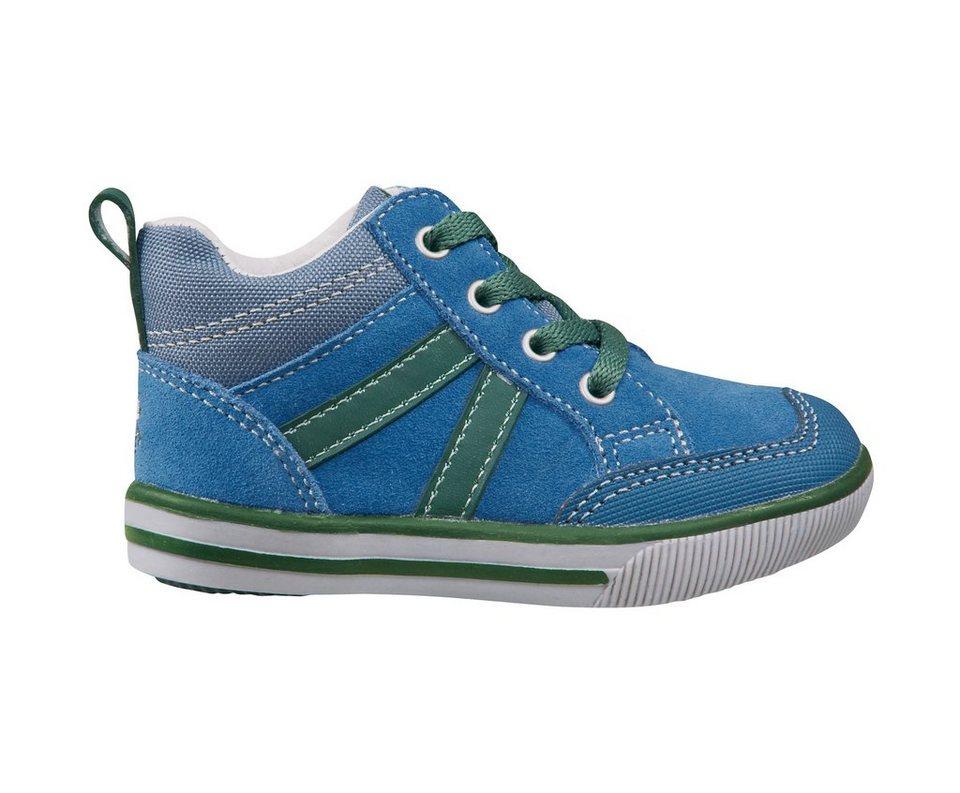 Brütting Lauflernschuh »SUGAR« in blau/grün