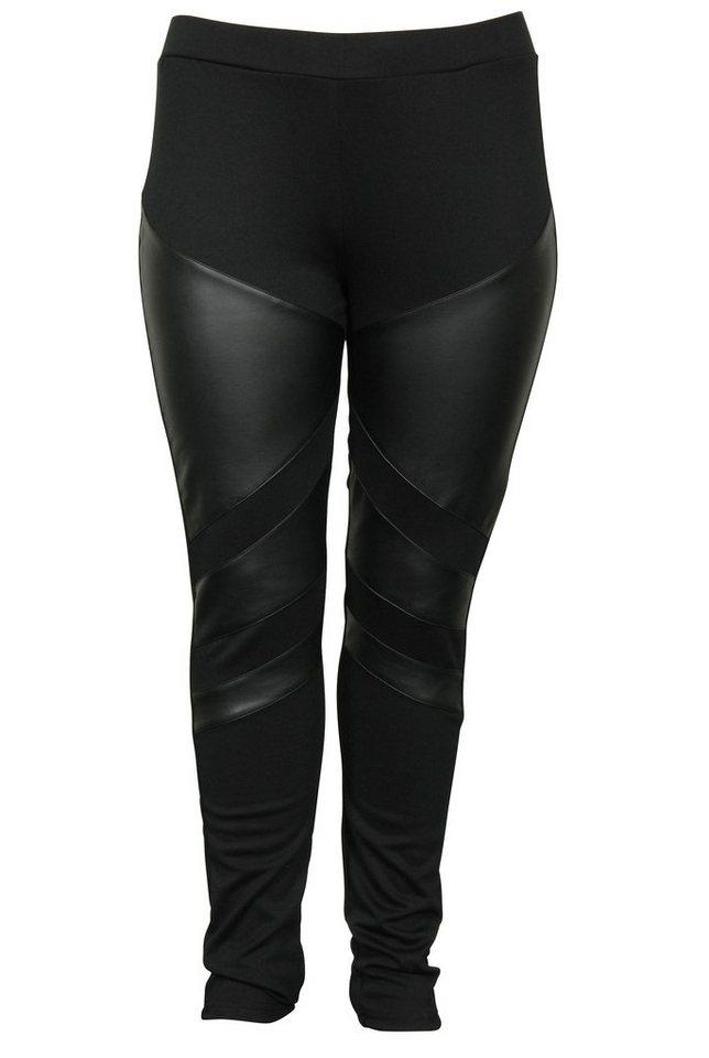 Ciso Leggings in schwarz