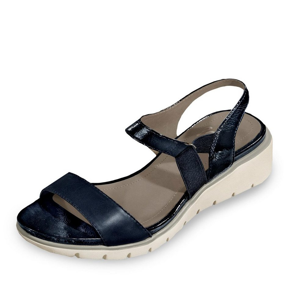 Ara Marsala Sandalette in blau