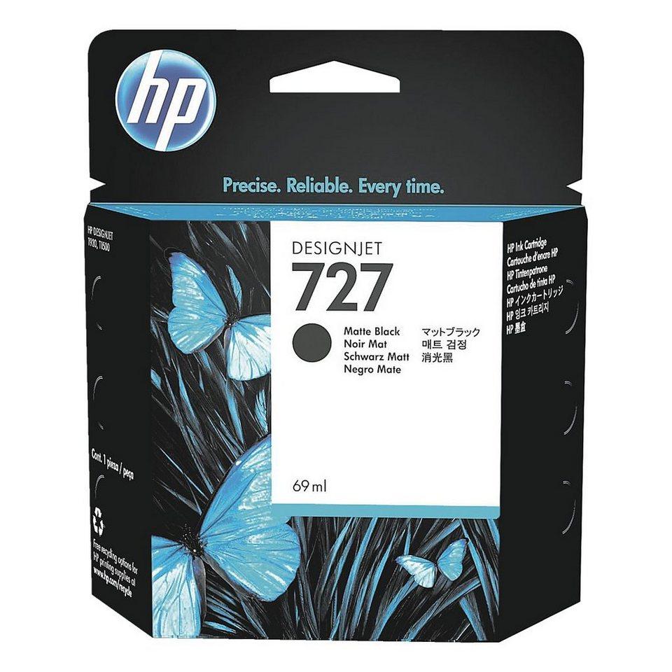 HP Tintenpatrone Designjet »C1Q11A« HP 727
