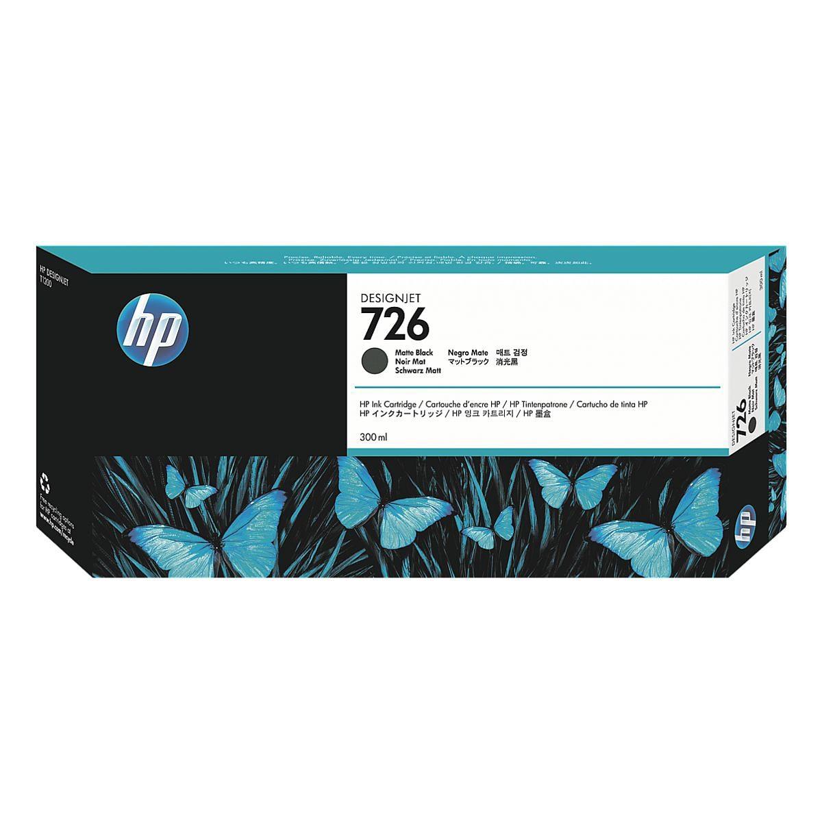 HP Tintenpatrone »CH575A« HP 726
