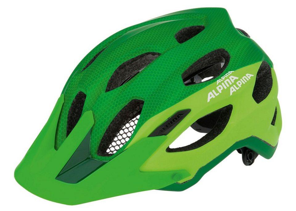 Alpina Fahrradhelm »Carapax Helm« in grün