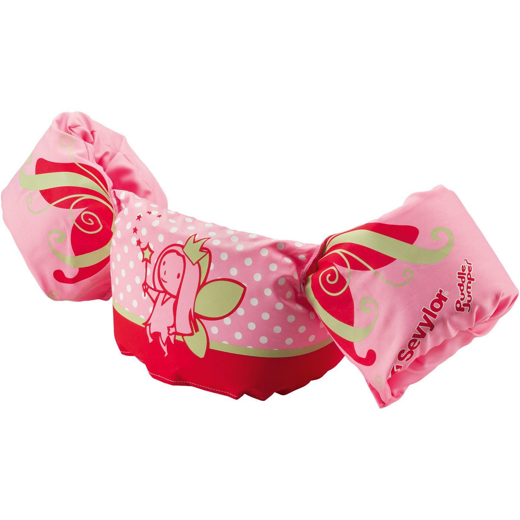 SEVYLOR Schwimmhilfe Puddle Jumper Elfe, rosa