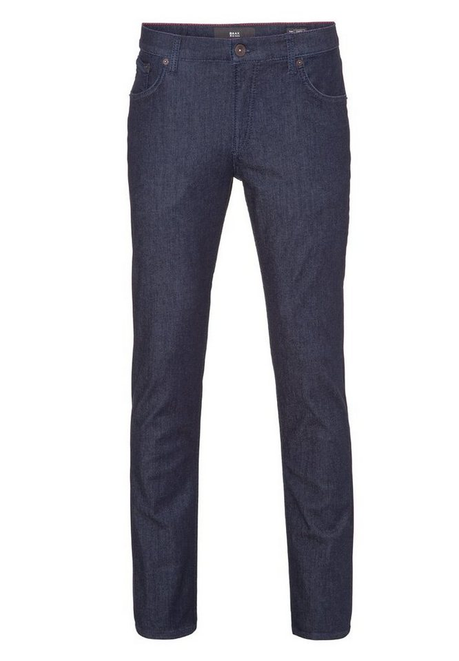 BRAX Herrenjeans Five-Pocket »CHUCK« in DARK BLUE
