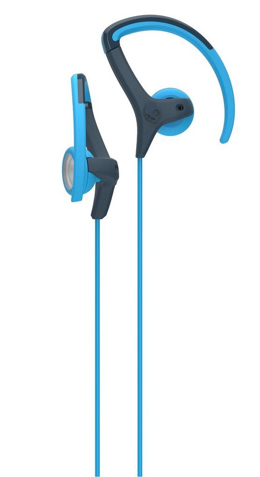 Skullcandy Kopfhörer »CHOPS BUD HANGER W/O MIC NAVY/BLUE/BLUE« in blau