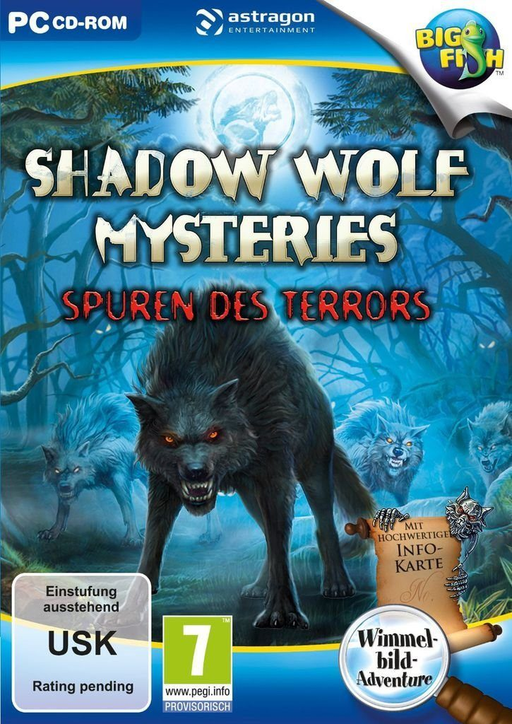 astragon PC - Spiel »Shadow Wolf Mysteries: Spuren des Terrors«