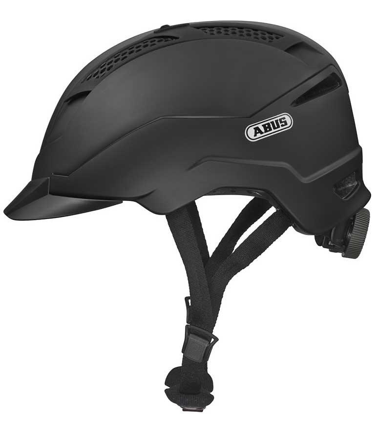 ABUS Fahrradhelm »Urbanaut Helm« in schwarz