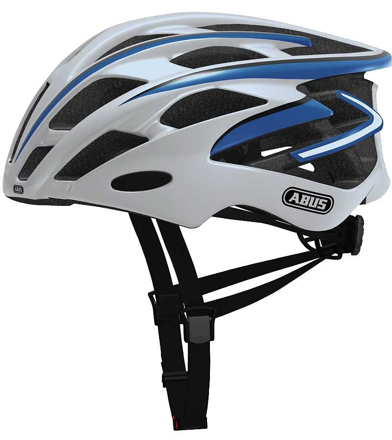 ABUS Fahrradhelm »S-Force Pro Helm« in blau