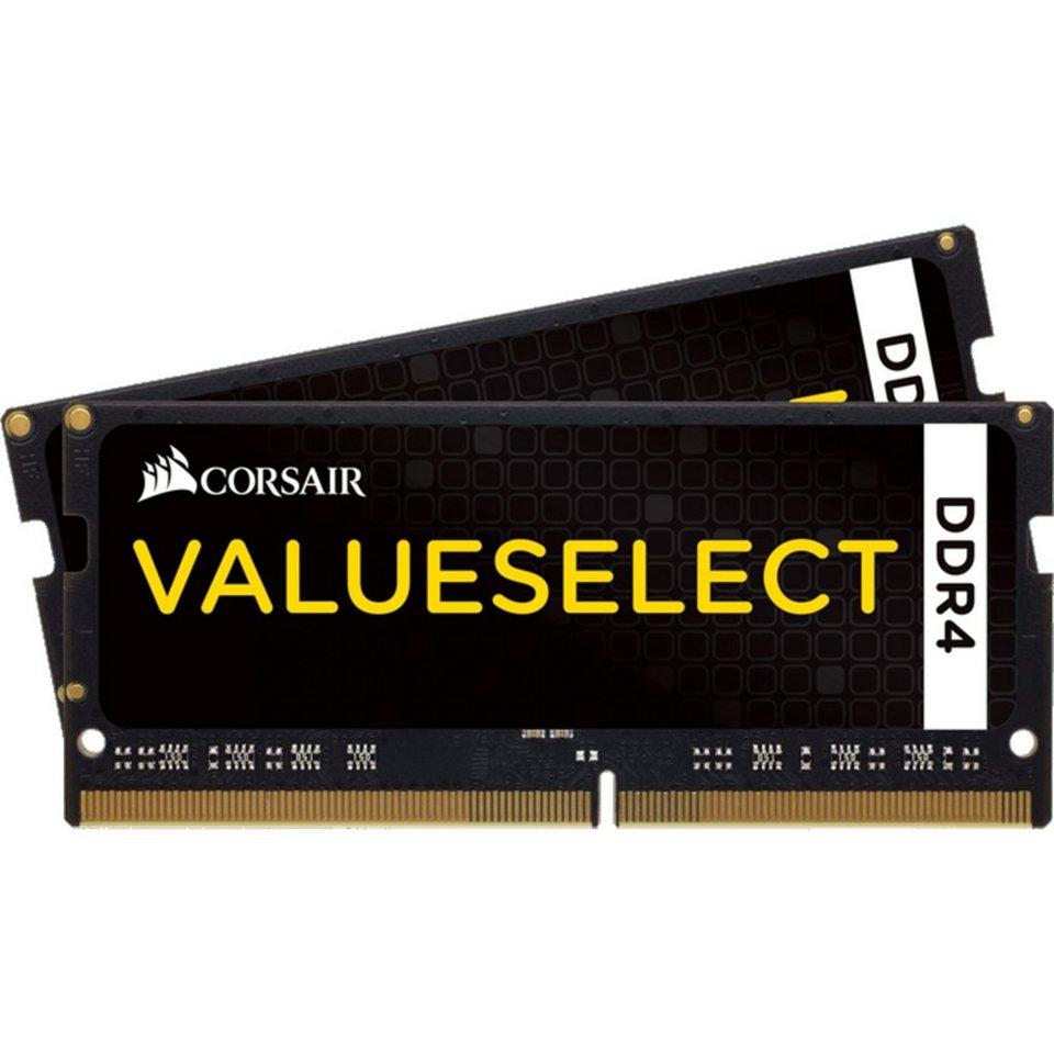 Corsair Arbeitsspeicher »SO-DIMM 16GB DDR4-2133 Kit«