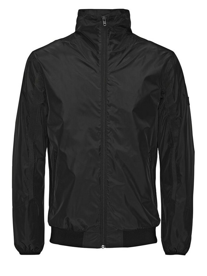 Jack & Jones Leichte Blousonstyle- Jacke in Black