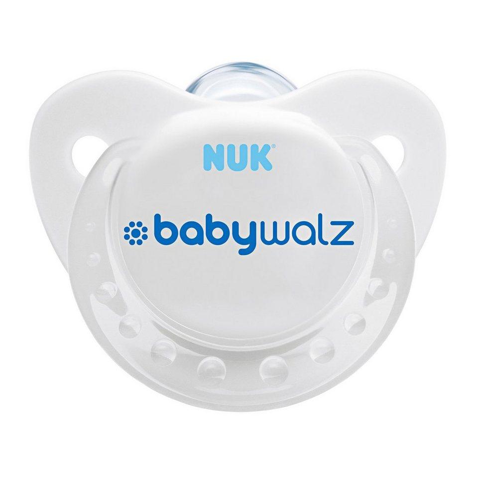 NUK Schnuller Trendline baby-walz in 6 Monaten