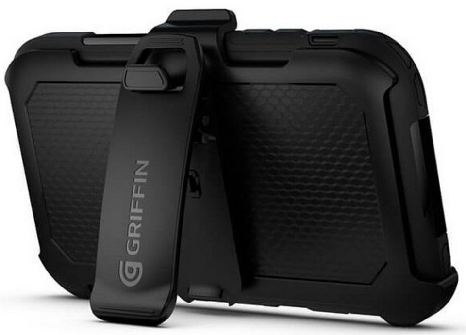 Griffin Handytasche »Rugged Case Survivor Summit für iPhone 6/ 6S« in Schwarz