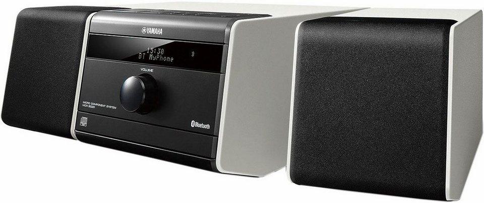 Yamaha MCR-BO20 Kompaktanlage, Bluetooth, RDS, 1x USB online kaufen ...