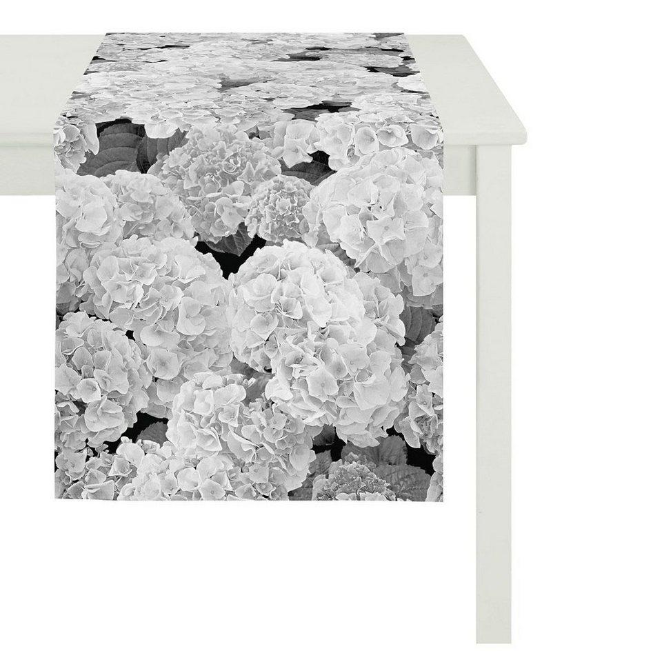apelt tischdecke 5900 springtime hortensie otto. Black Bedroom Furniture Sets. Home Design Ideas