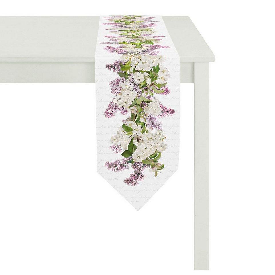 Apelt Tischdecke, »5901 SPRINGTIME Lavendel« in lila