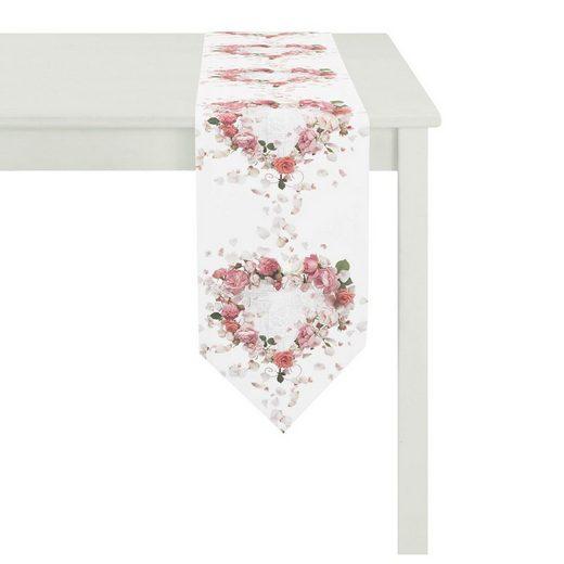 APELT Tischband »5904 SPRINGTIME Rosen« (1-tlg)