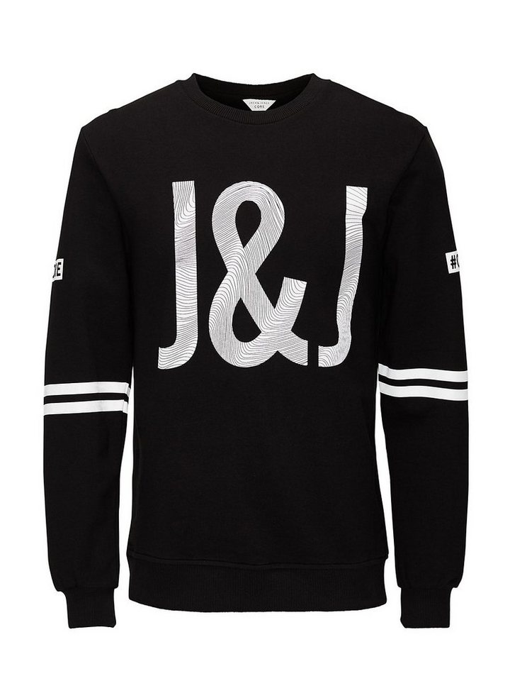Jack & Jones Markanter Hoodie in Black 4