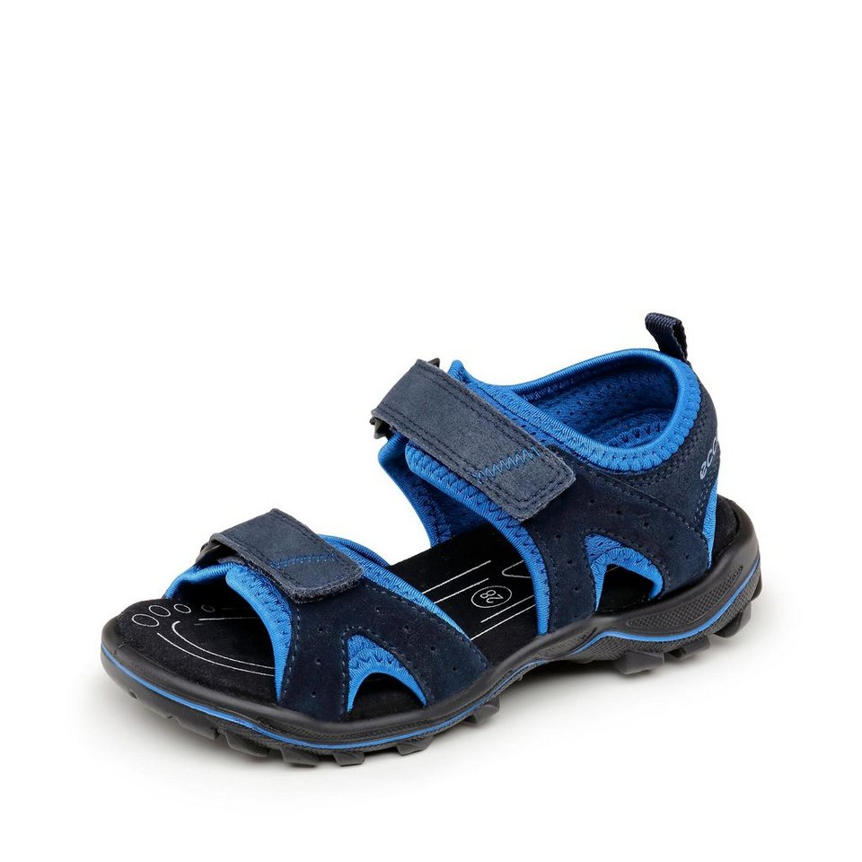 Ecco ecco Sandale in marine