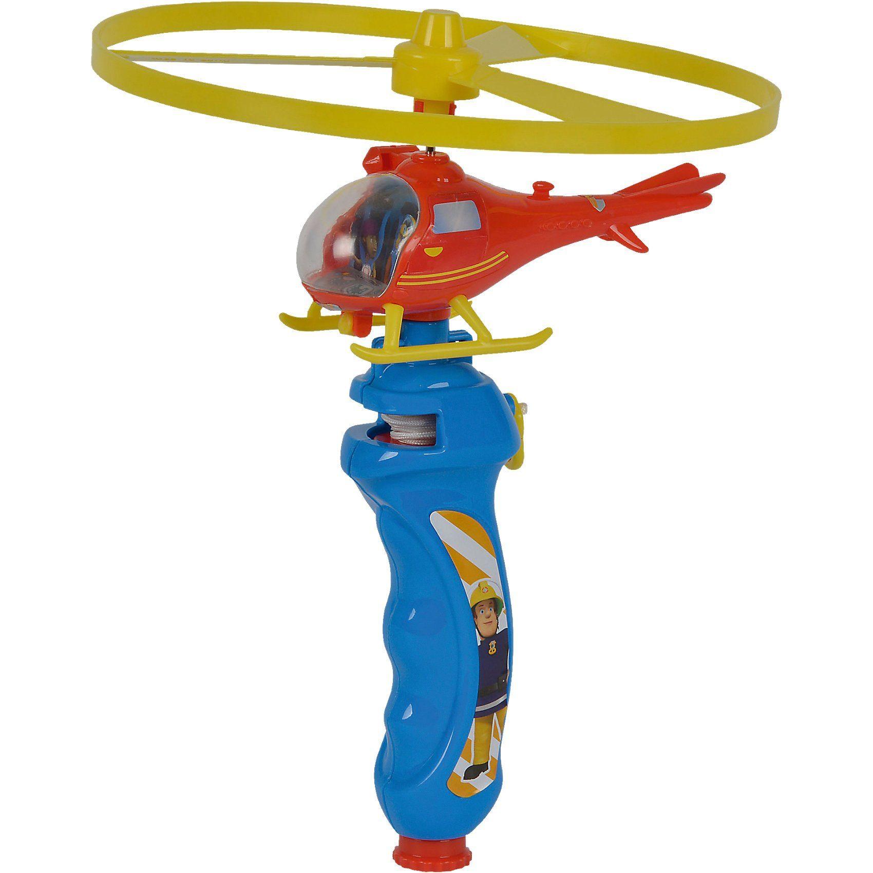 Simba Feuerwehrmann Sam - Wallaby Flugspiel