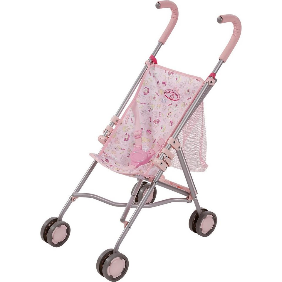 Zapf Creation Baby Annabell® Puppenbuggy Stroller Pack