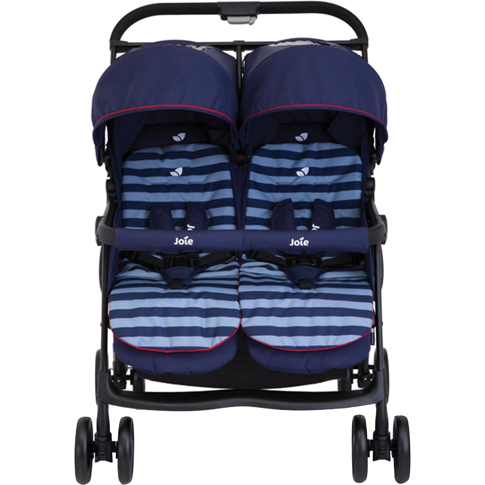 Joie Zwillingsbuggy AireTwin, Nautical Navy