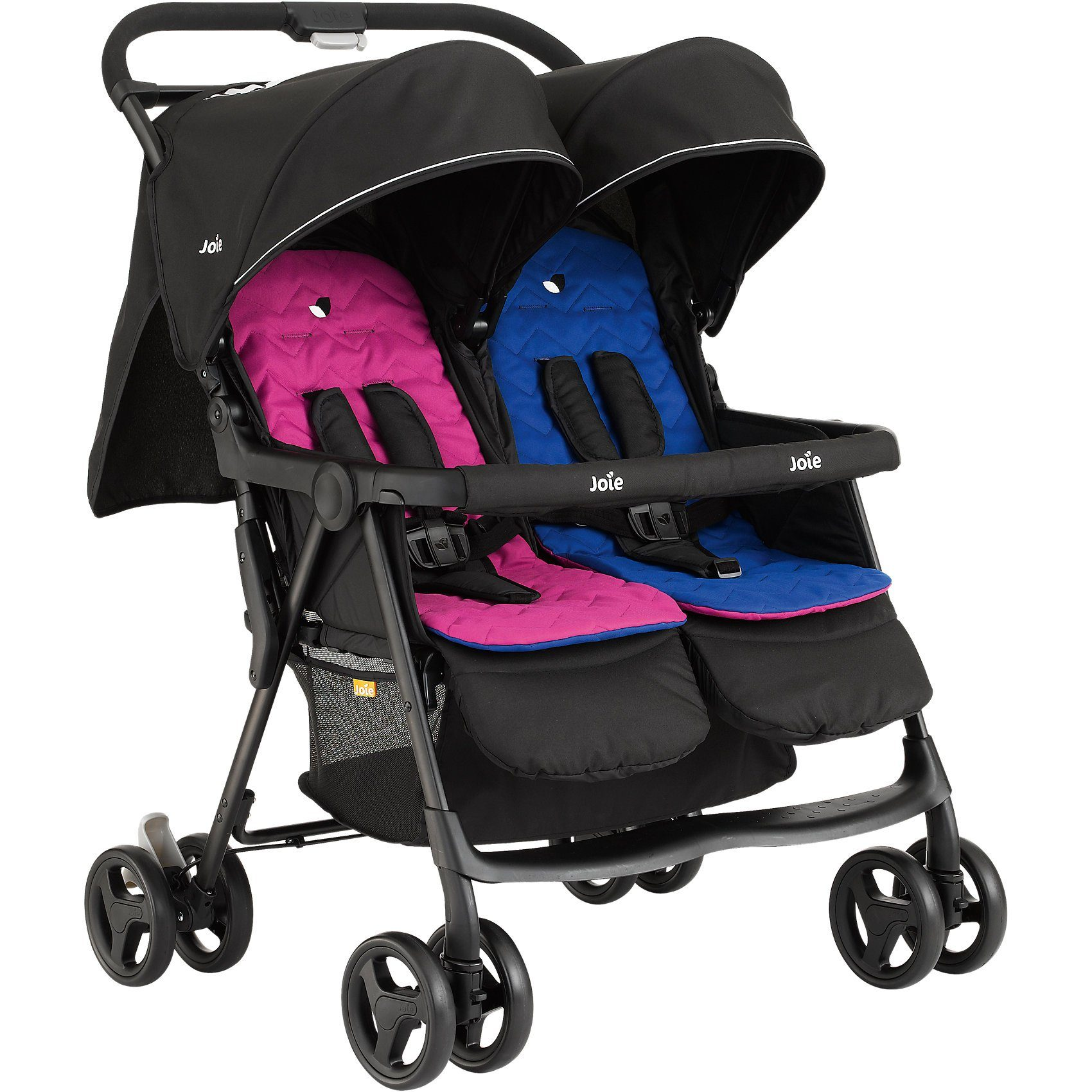 Joie Zwillingsbuggy AireTwin, Pink & Blue