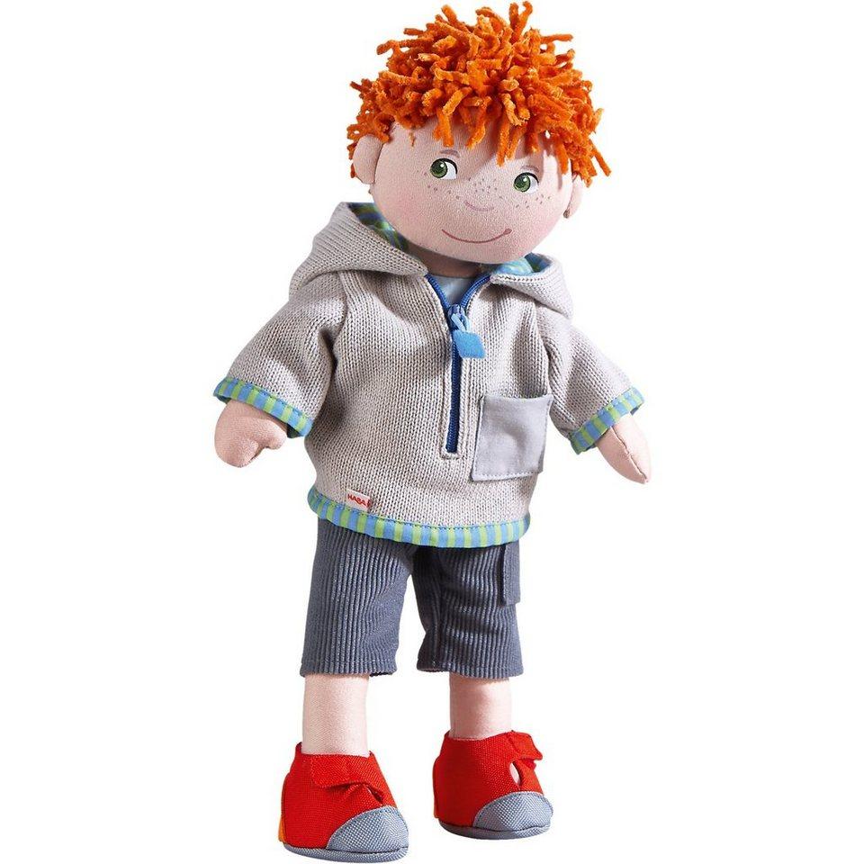 Haba 301706 Puppe Fabian, 34 cm