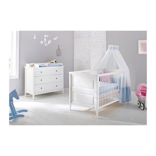 pinolino sparset smilla 2 tlg kinderbett und. Black Bedroom Furniture Sets. Home Design Ideas