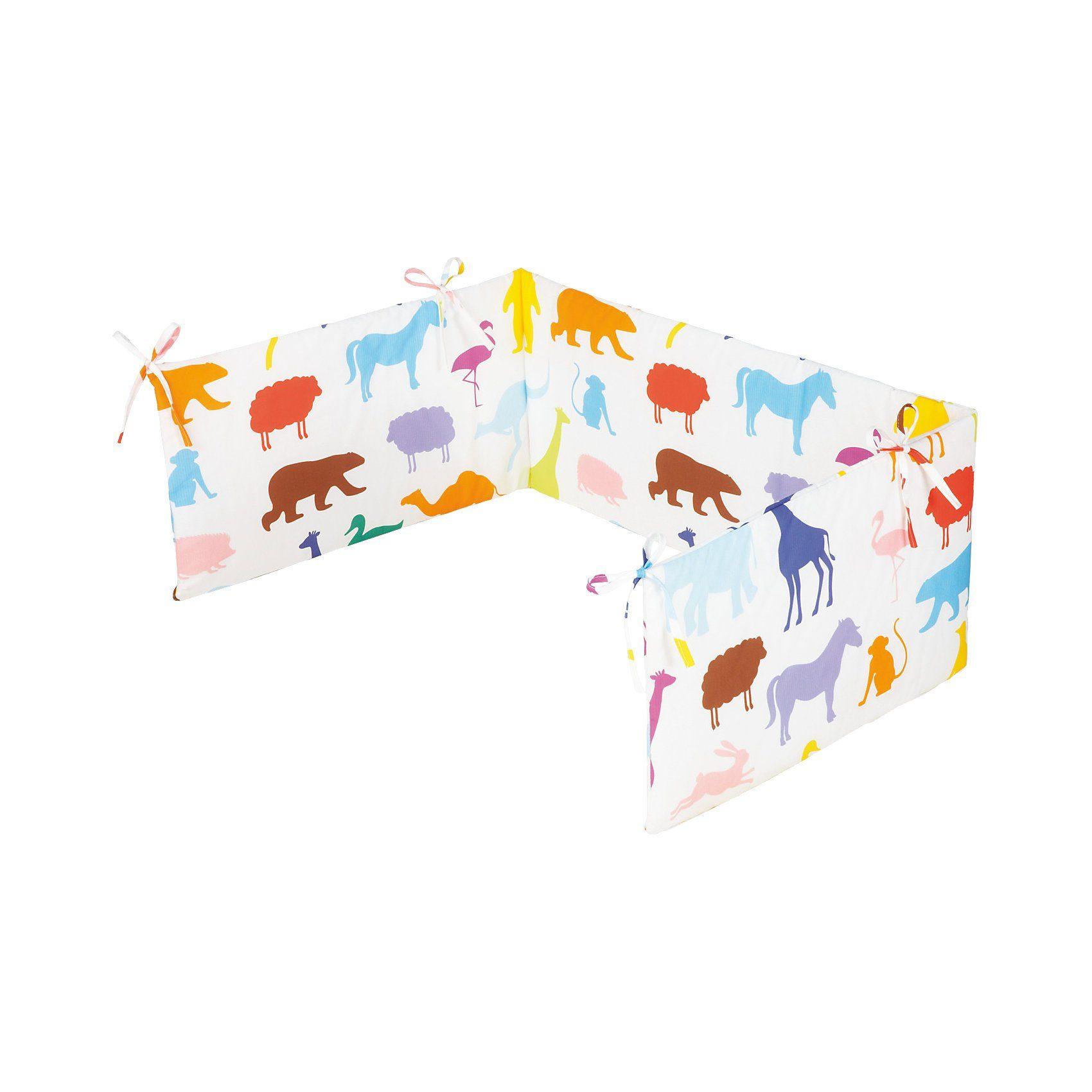 Pinolino Nestchen Happy Zoo, 165 x 28 cm