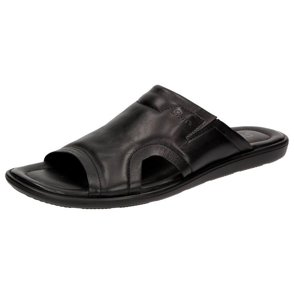 Sioux Sandale »Mirano« in schwarz