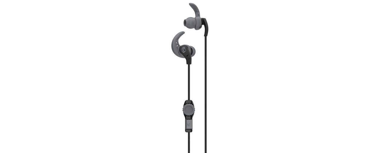 Skullcandy Headset »XTPLYO IN-EAR W/MIC 2 BLACK/GRAY/GRAY«