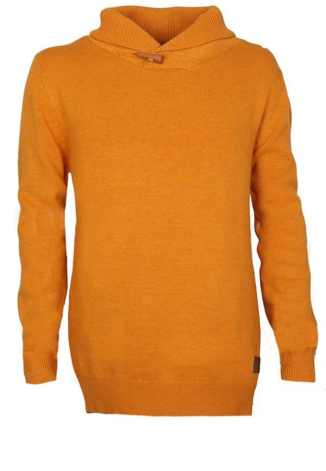 GCM Pullover in Orange
