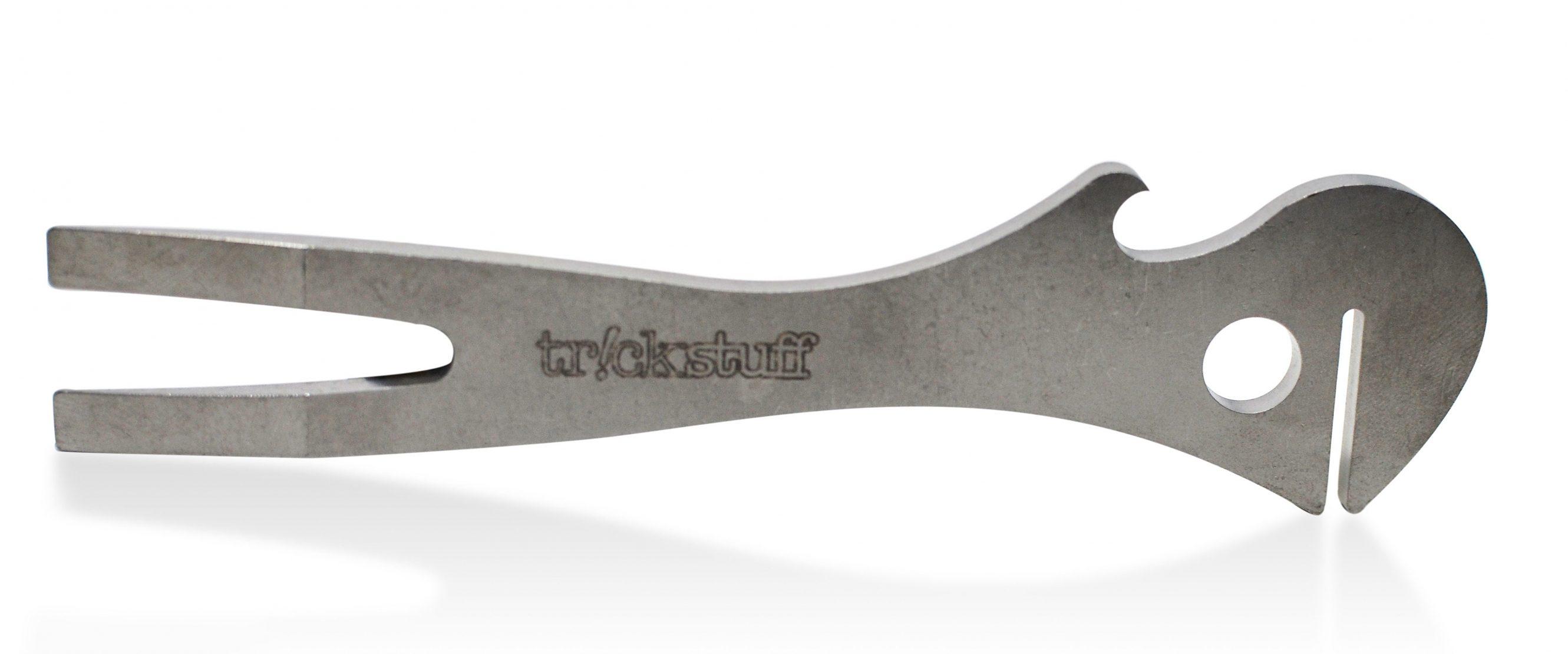 Tr!ckstuff Werkzeug & Montage »Triple-B-Tool Scheibenbremsen-Richtwerkzeug 3in1«